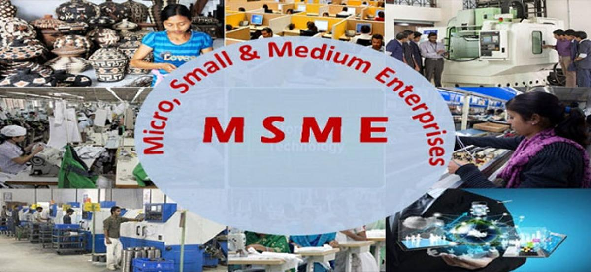 Jaitley recognises MSMEs as engine of growth, employment