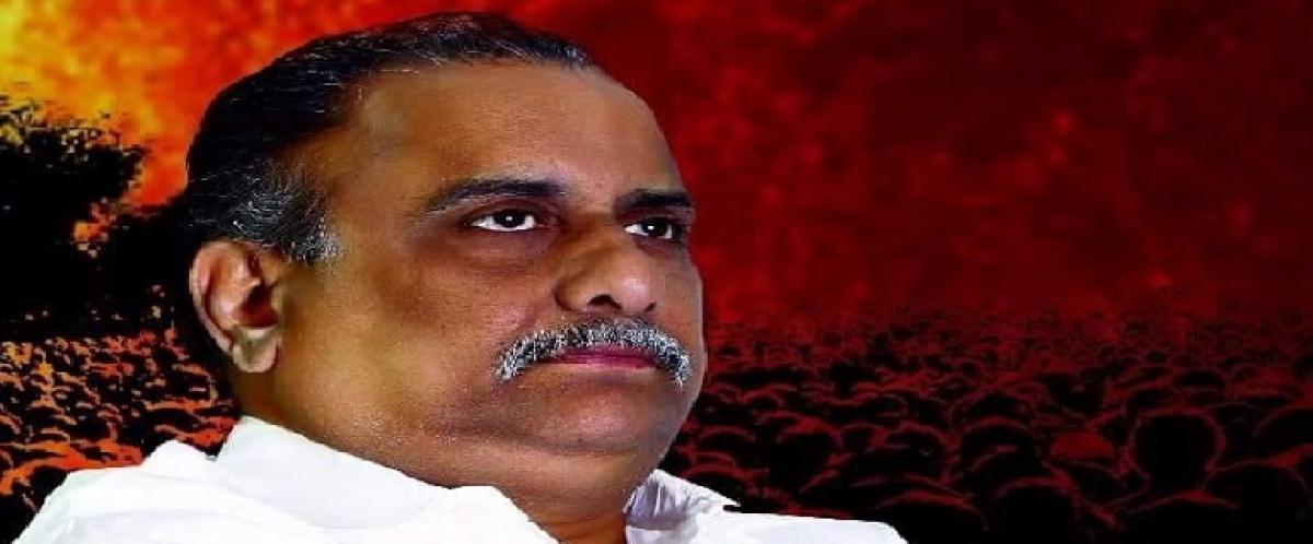 Kapu leader Mudragada Padmanabham house arrest ends