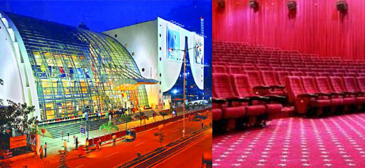 Hyderabad: Theatres, multiplexes booked for over pricing