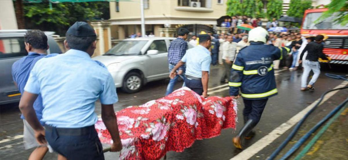 I'm going to fly in a 'sick aircraft', Mumbai plane crash victim told her father