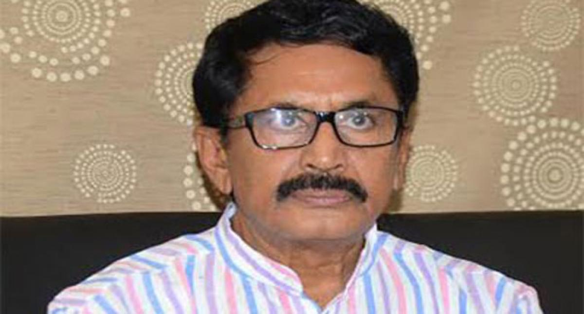 30 cr spent on development works, says Muralimohan