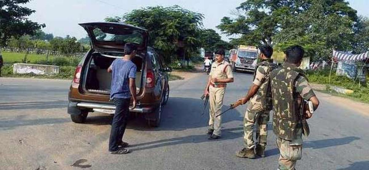 Top cops monitoring Anti-Maoists operations, says AP Police