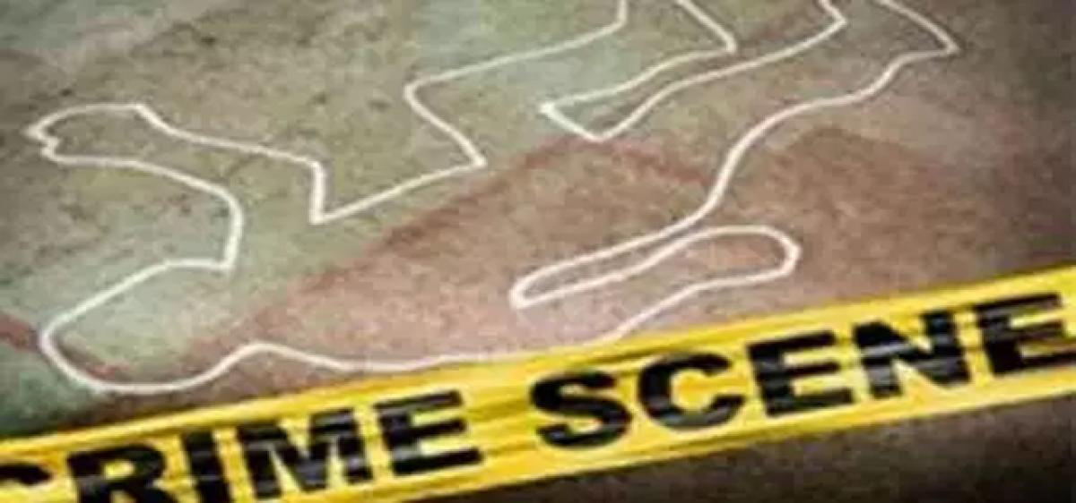 Elderly woman murdered, 2 gold bangles robbed