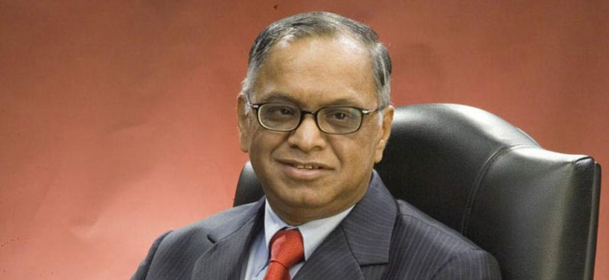 Narayana Murthy made it all happen, says Infosys ex-CFO at 25 years of listing