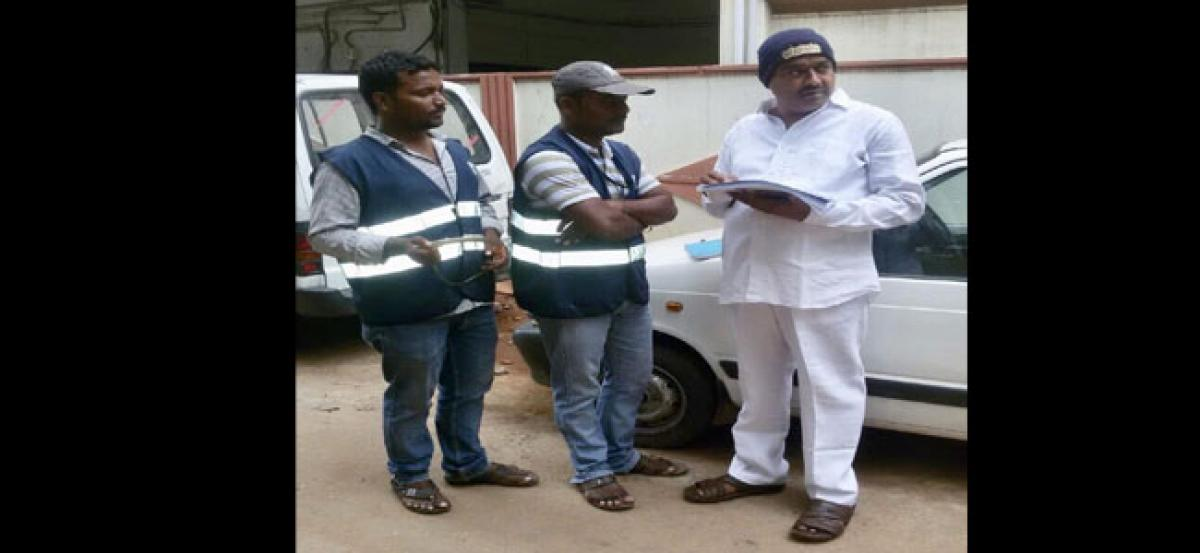 Corporator concerned over mosquito menace