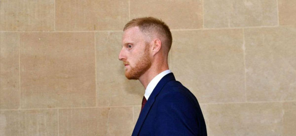 Ben Stokes mimicked gay men with camp gestures, says witness in affray trial