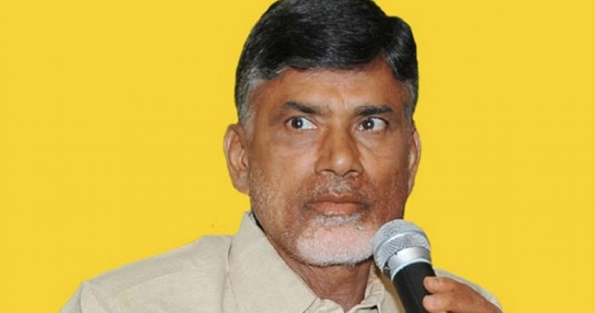 Bifurcation cases will be lifted in Andhra Pradesh: Naidu