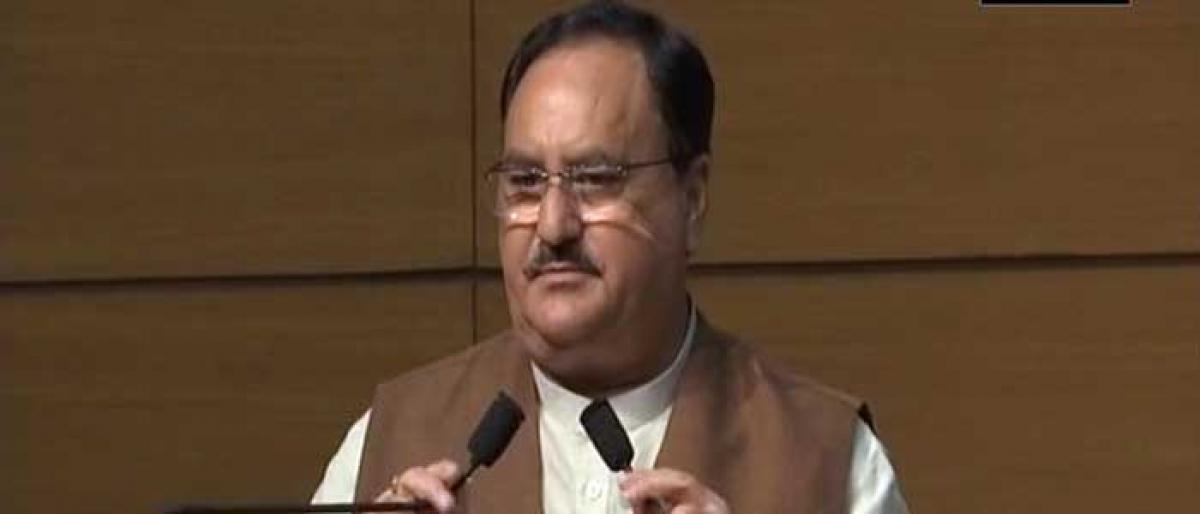 Ayushman Bharat to cover Rs 5 lakh per family per year: JP Nadda