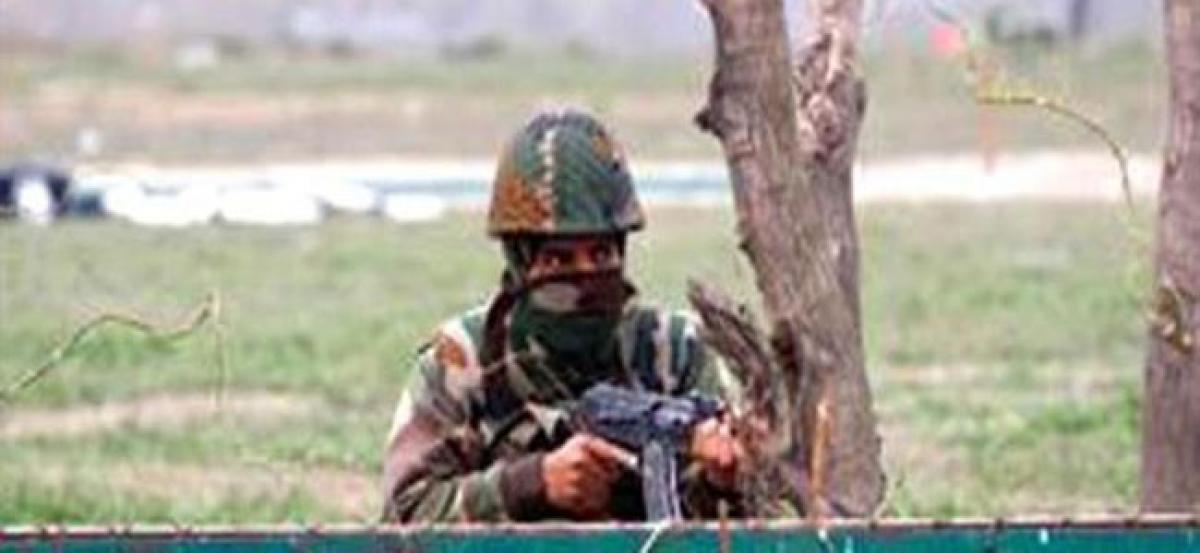 Assam Rifles jawan injured in twin blasts in Nagaland