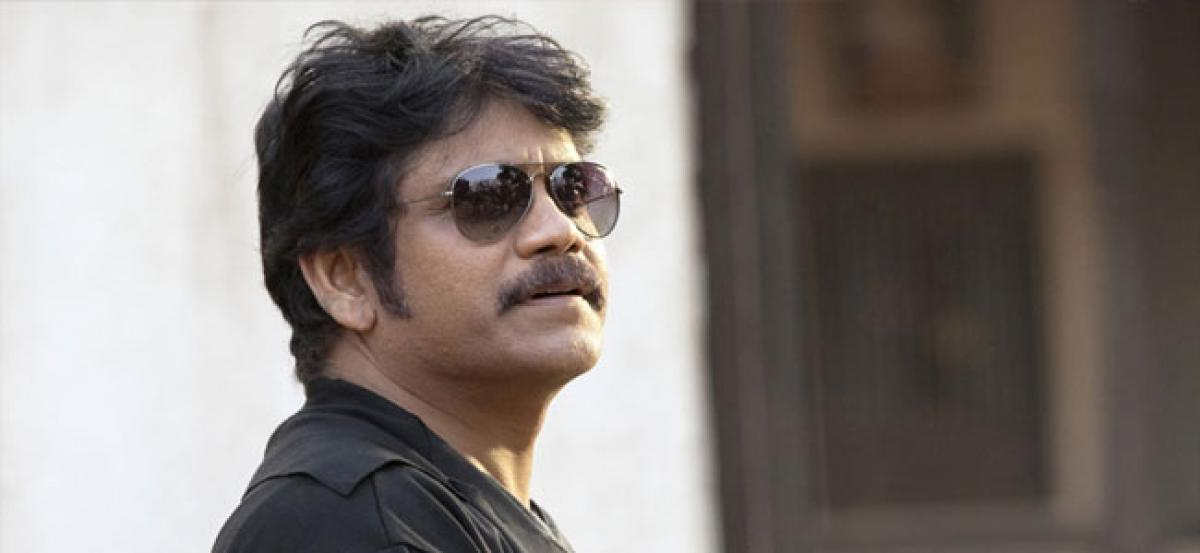 Mentally unstable woman wants Nagarjuna to pay Rs 4 crore