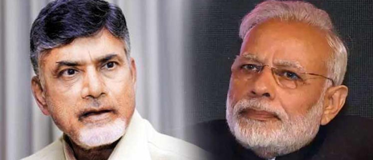 Modi betrayed Andhra Pradesh: Chandrababu Naidu