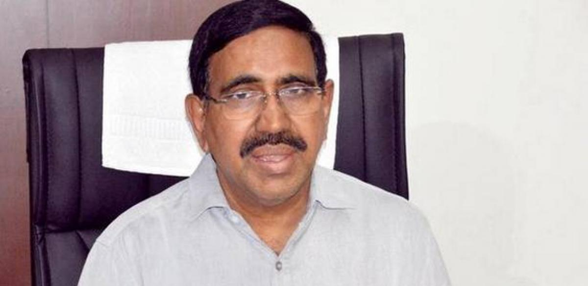 Detailed Project Report submitted for Amaravati: Narayana