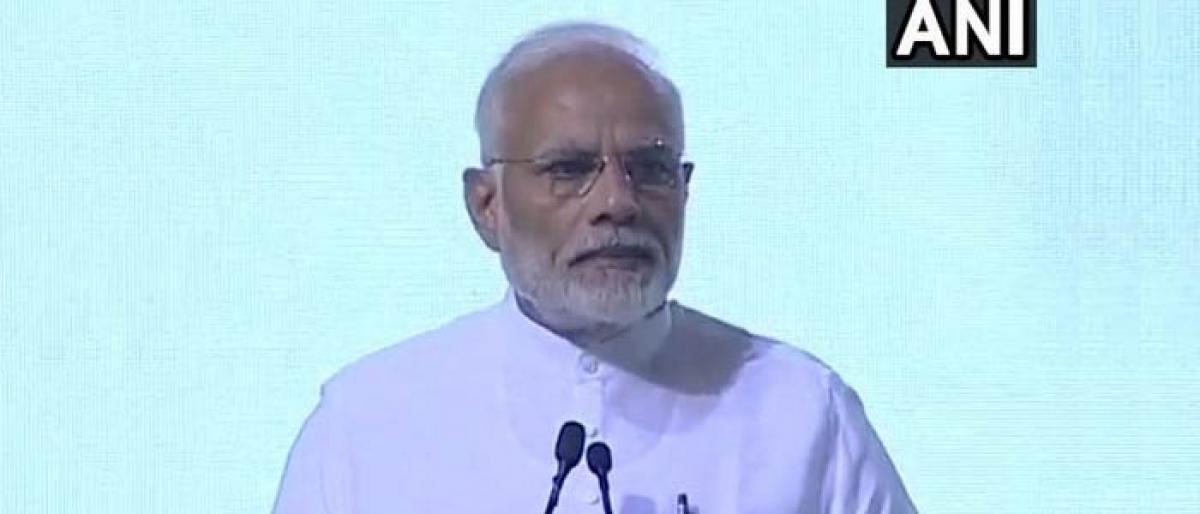 Vajpayee Ji changed narrative on Kashmir issue: PM Modi