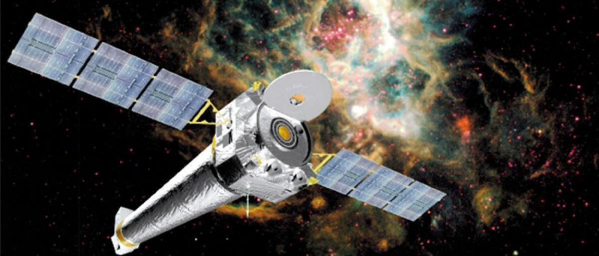 NASAs Chandra telescope in safe mode due to glitch