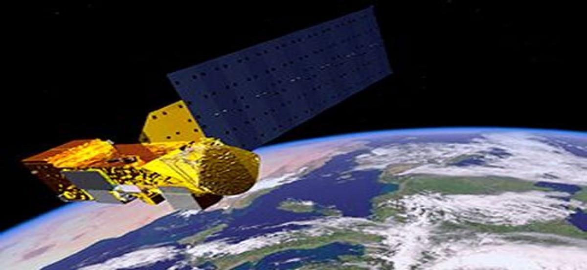 NASA launching laser satellite to study Earth's changing ice