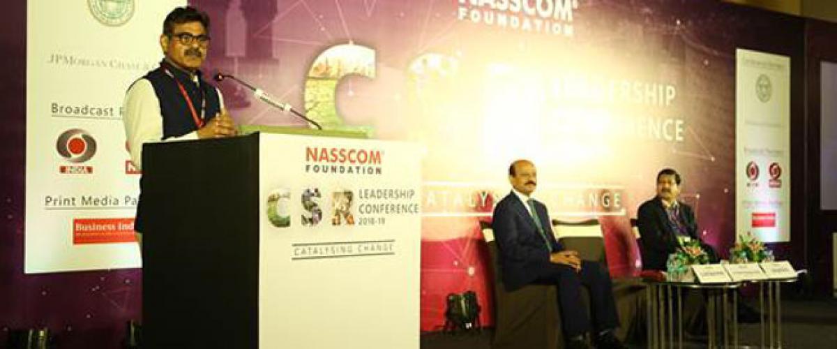 200 CEOs attend Nasscom CSR meet