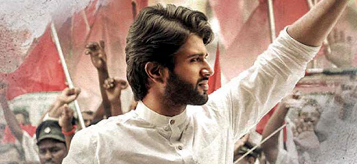 Vijay Devarakondas NOTA Movie Area-Wise Box Office Collections