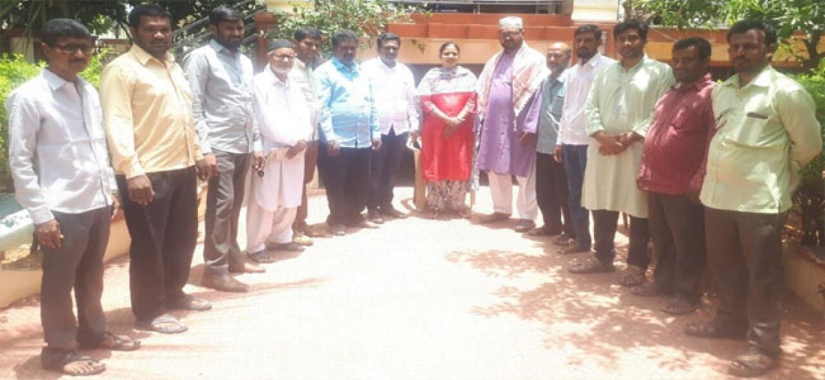 Navatha calls for communal harmony
