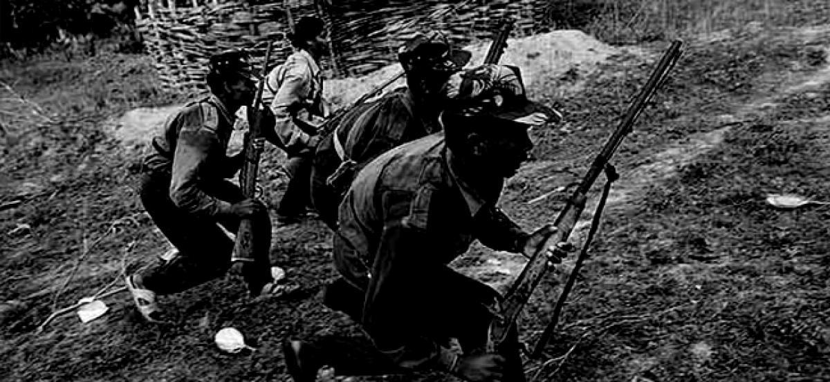 7 naxals surrender in Chhattisgarh