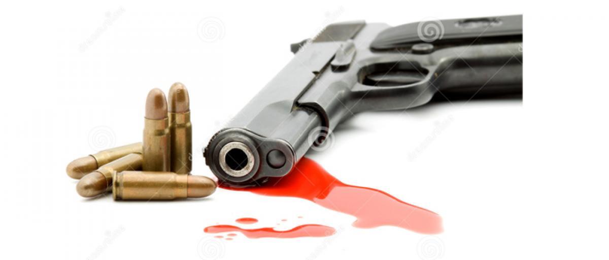 Trader shot dead in Nellore