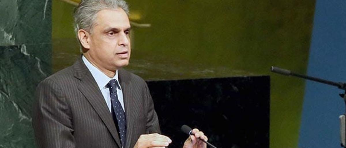 Reform, or world peace may turn into world order in pieces: India to UN