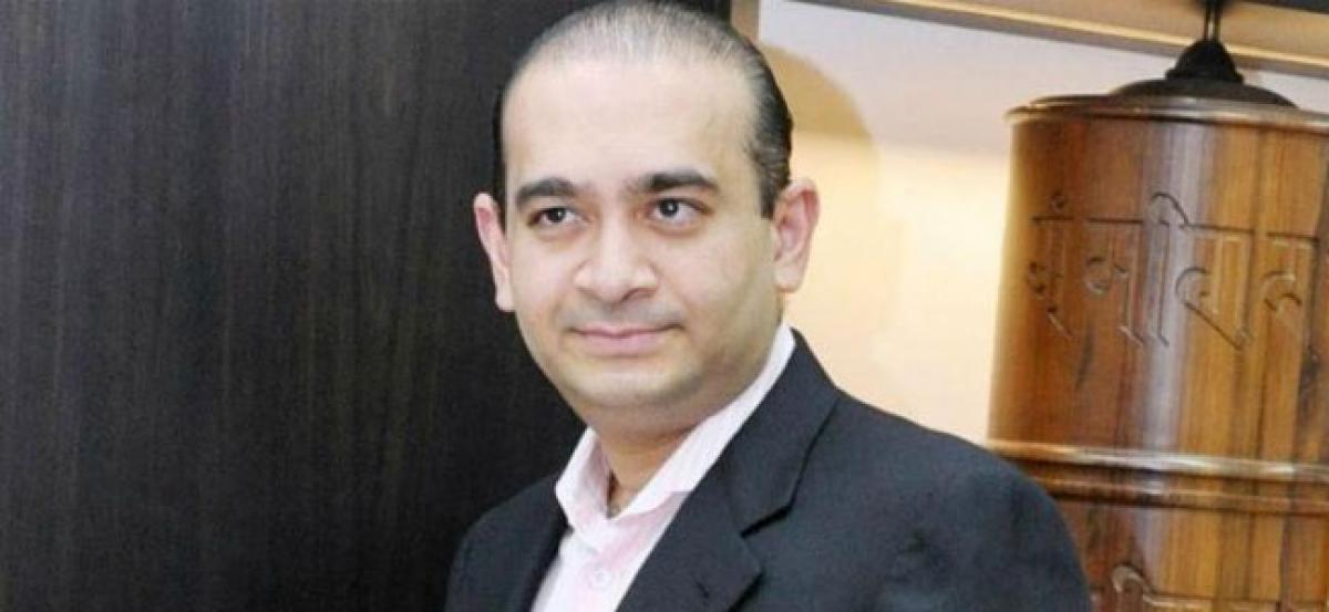 Interpol issues Red Notice against Nirav Modi