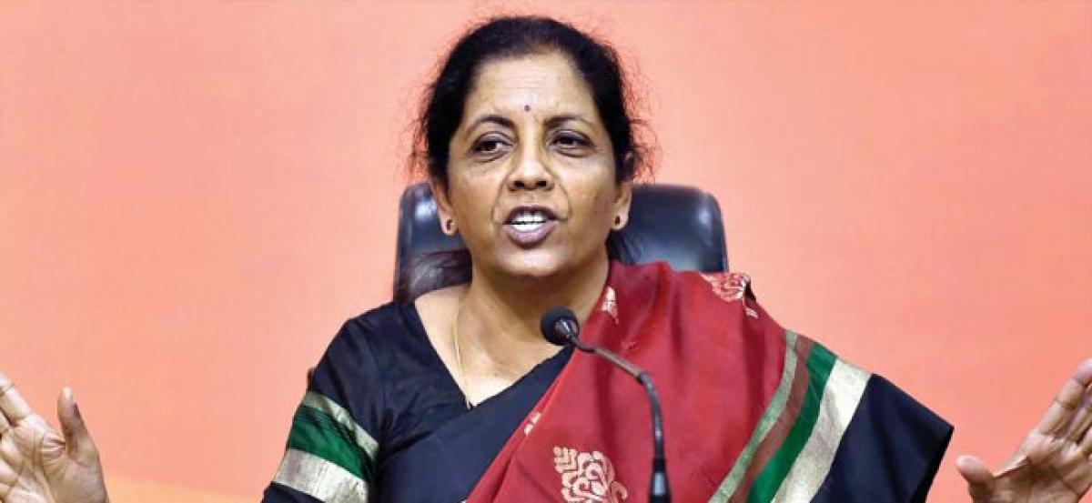 Baseless: Sitharaman dismisses report claiming UK minister snubbed her