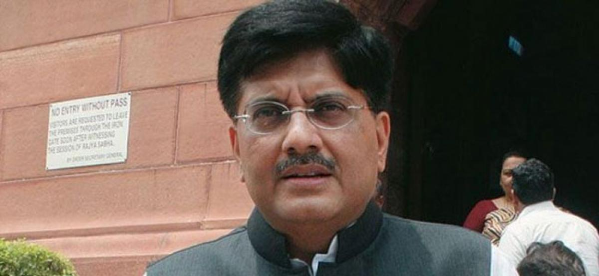 Did not join Railways to serve seniors: Group D employee tells Piyush Goyal