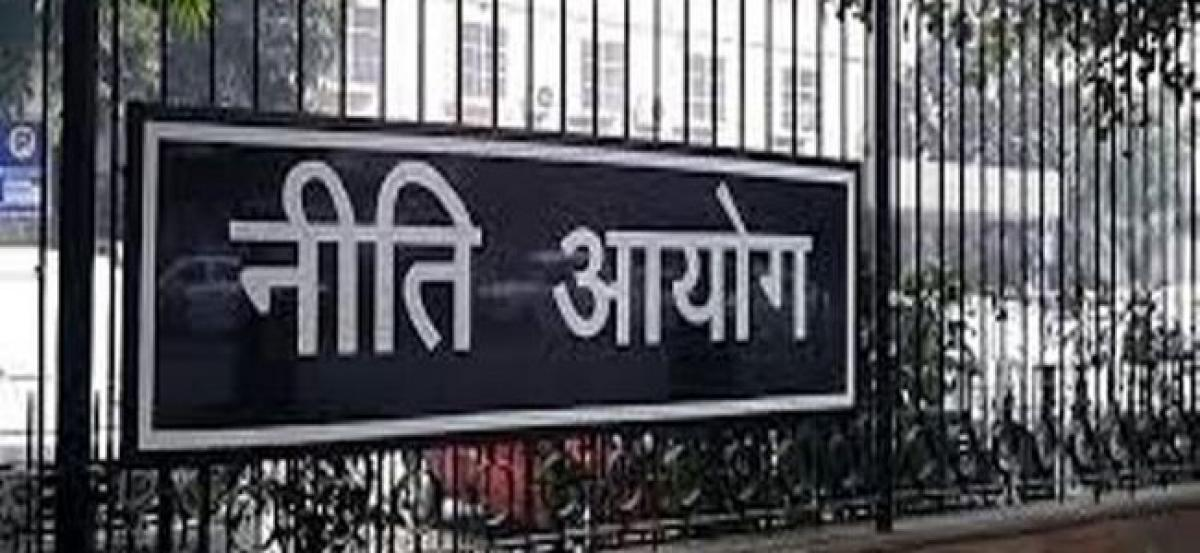 NITI Aayog to devise mechanism to fix MSP of crops