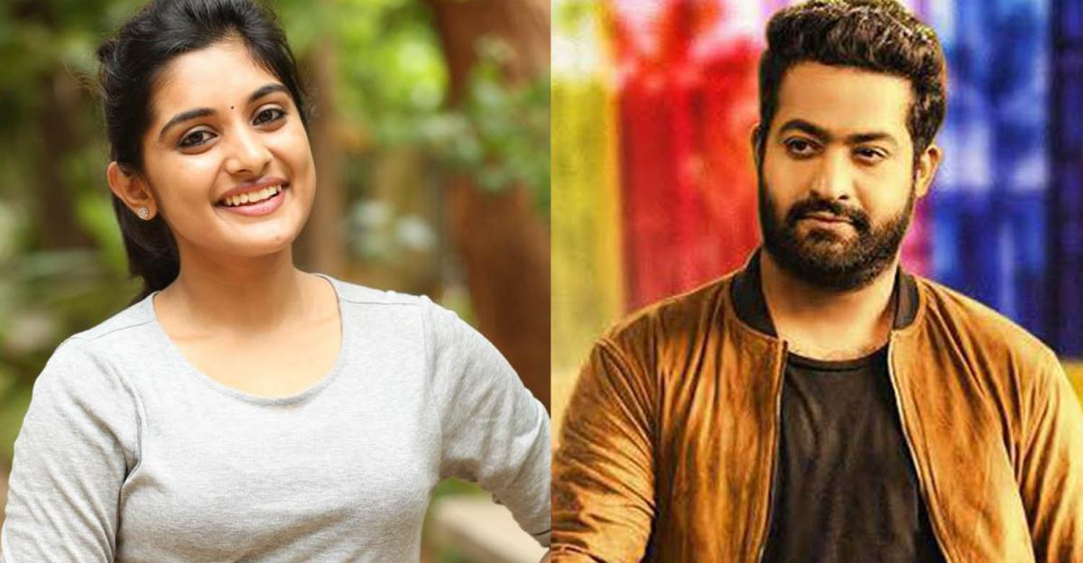 Nivetha to compete with Jr NTR
