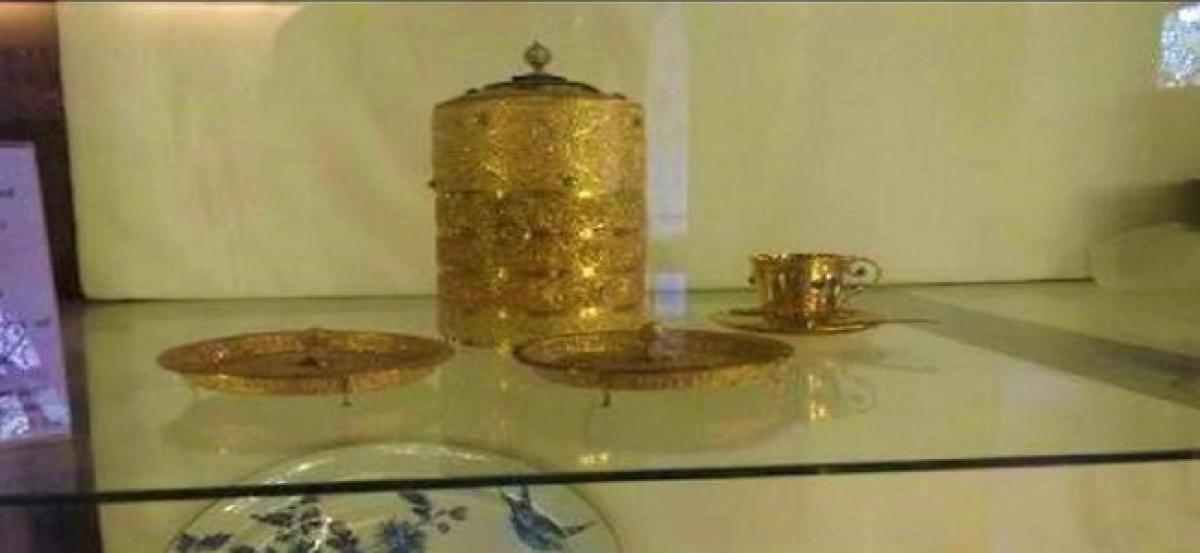 Hyderabad: Theft in Nizam Museum, Valuables robbed