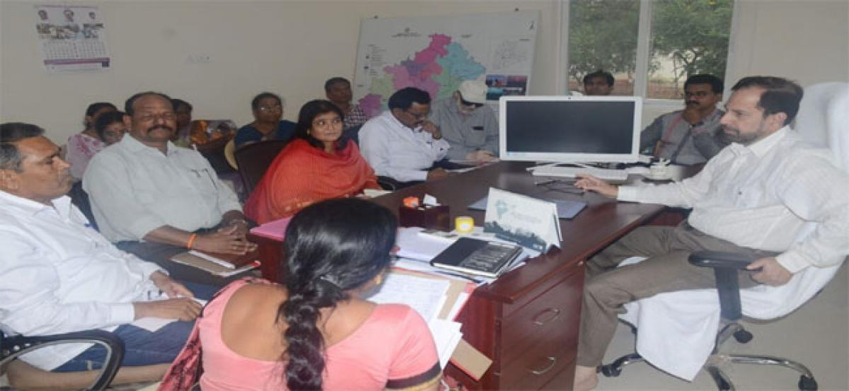 Nutrition awareness campaign initiated under Poshan Abhiyan programme