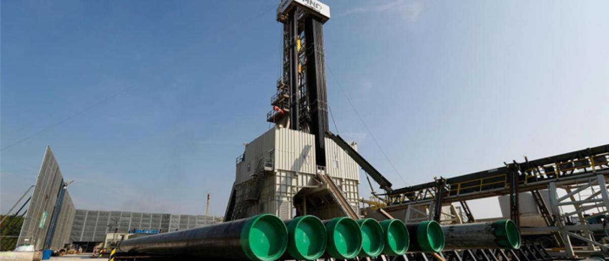 Oil prices drop as focus shifts to over supply