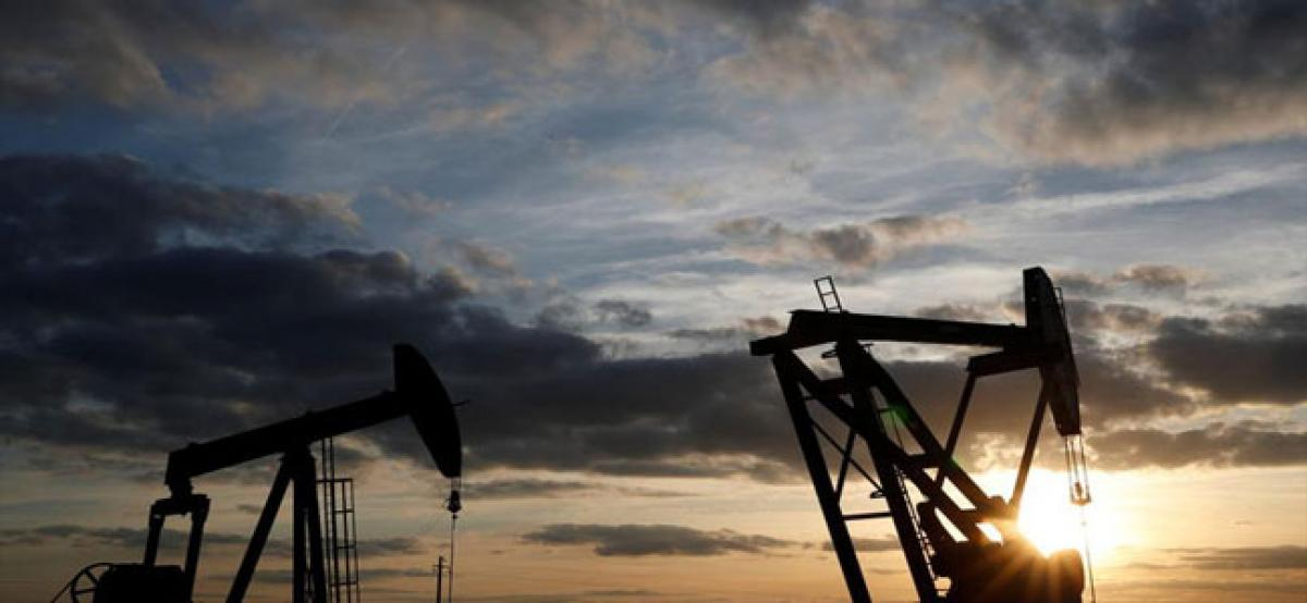 Oil prices reach highest since November 2014 at over $70 per barrel