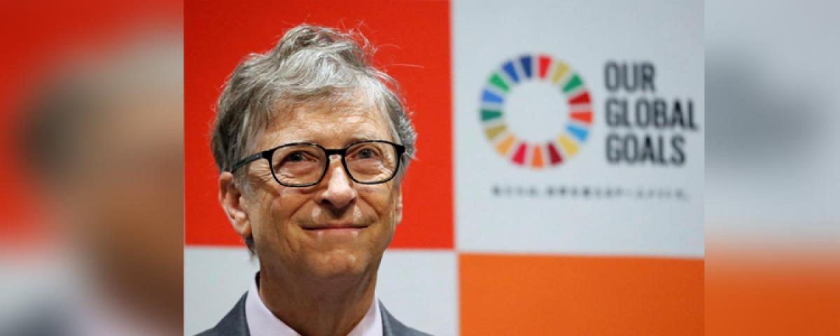 Olympics: Gates links up with Tokyo 2020 to tackle development goals