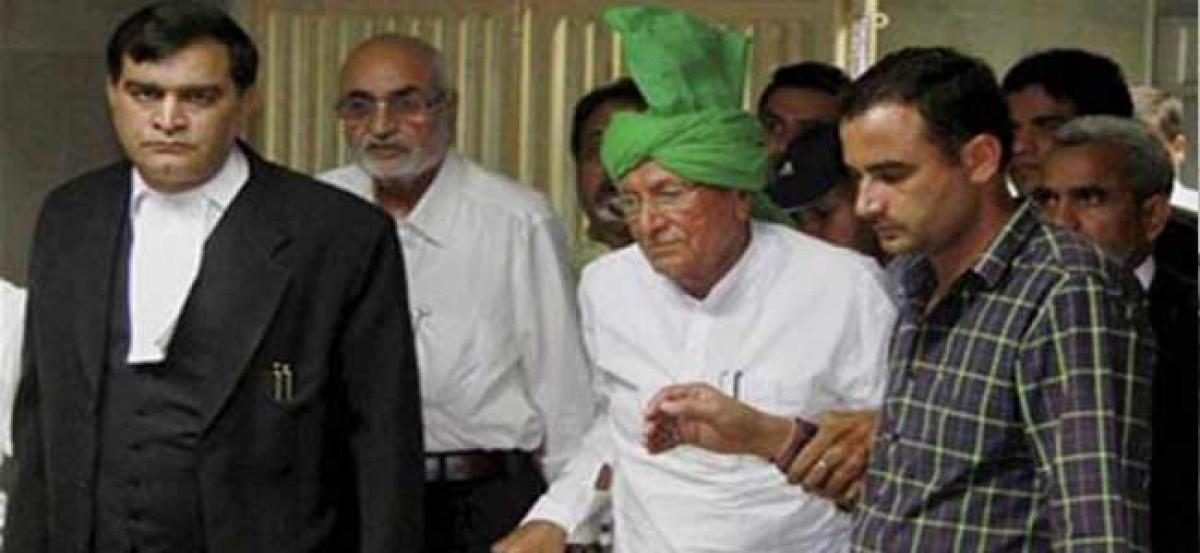Om Prakash Chautala expels older son for anti-party activities