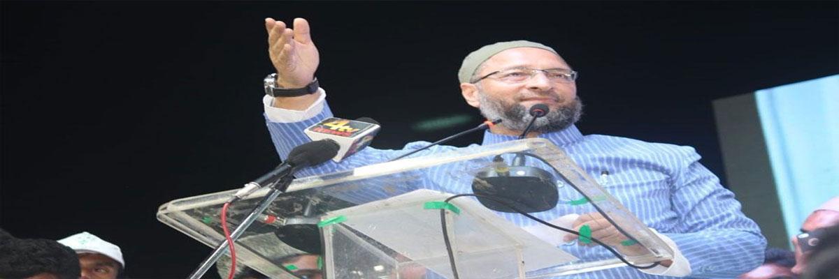 Regional parties will play key role: Asaduddin Owaisi