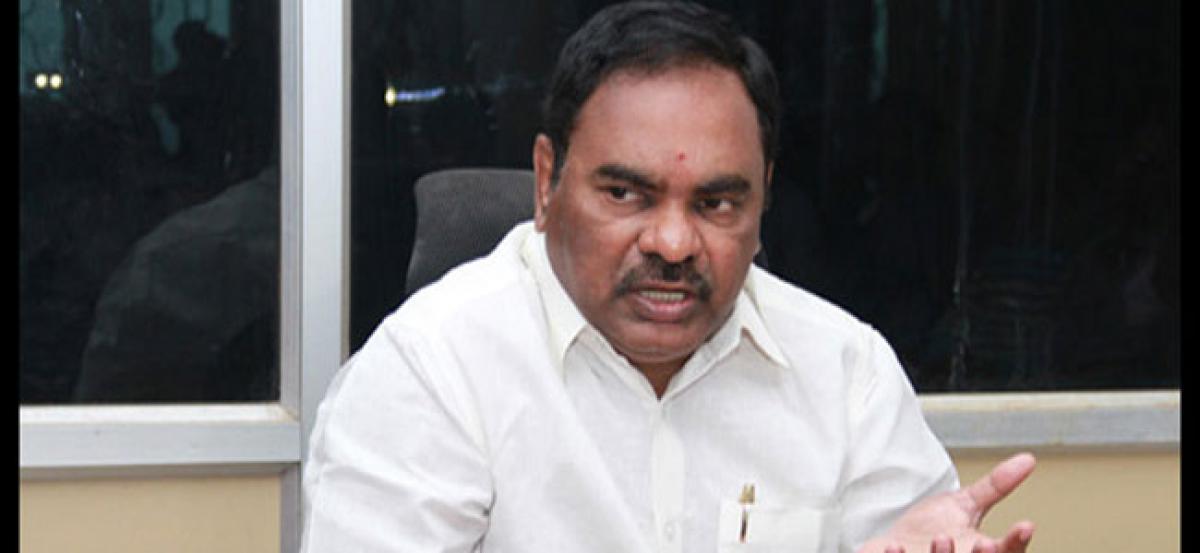 Karnataka CMs Close Aide To Join TDP