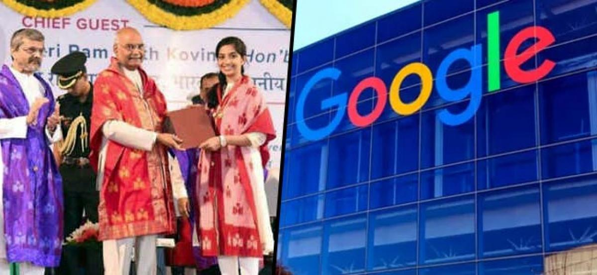 IIT-Hyderabad student bags Google job with Rs 1.2-crore package