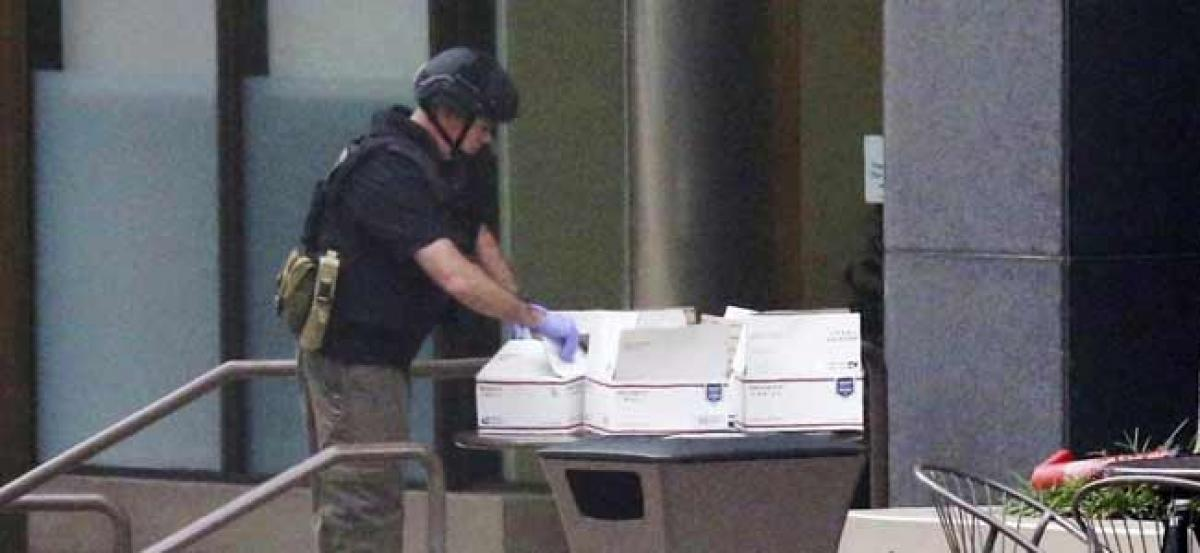 All you need to know about the explosive devices mailed to Obama, Clinton