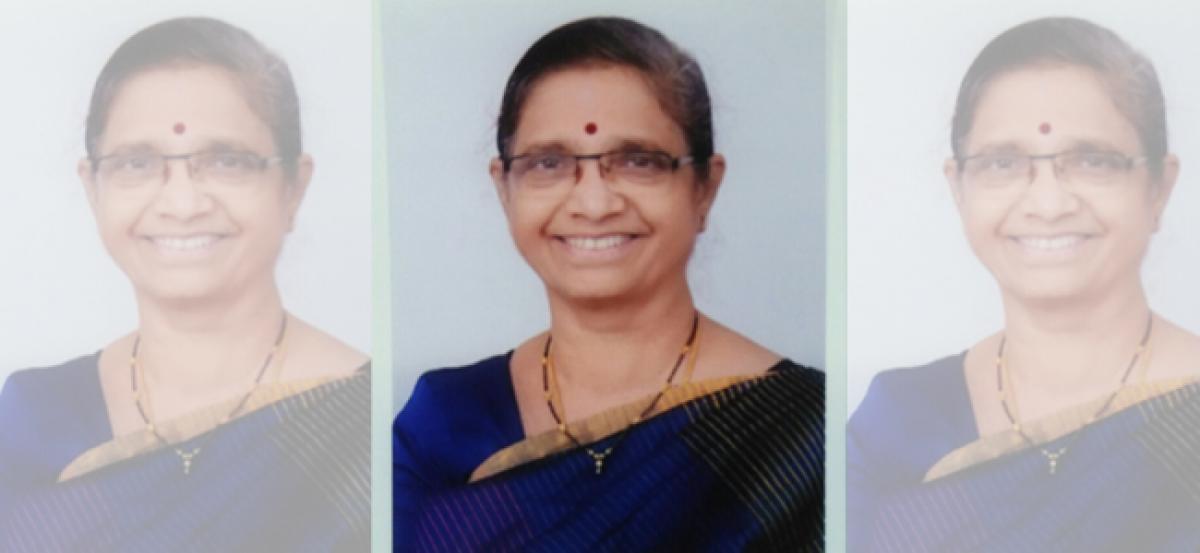 Prof Subha appointed in-charge Sri Krishnadevaraya University Vice-Chancellor