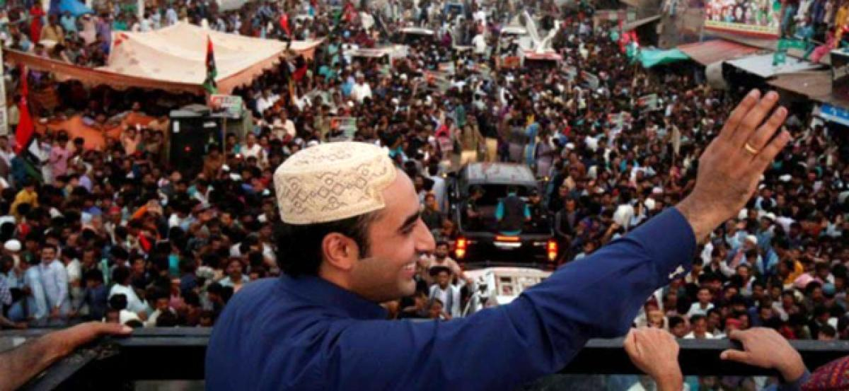 I didnt choose this life, says Bilawal Bhutto Zardari as he campaigns to become Pakistan PM