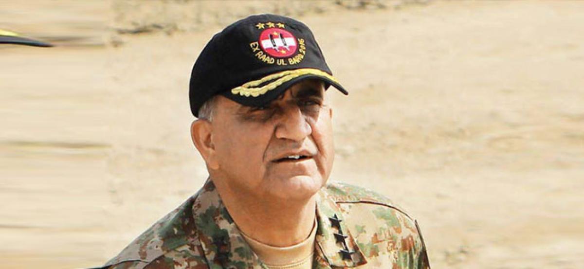 Pak army chief endorses death sentences of 15 hardcore terrorists