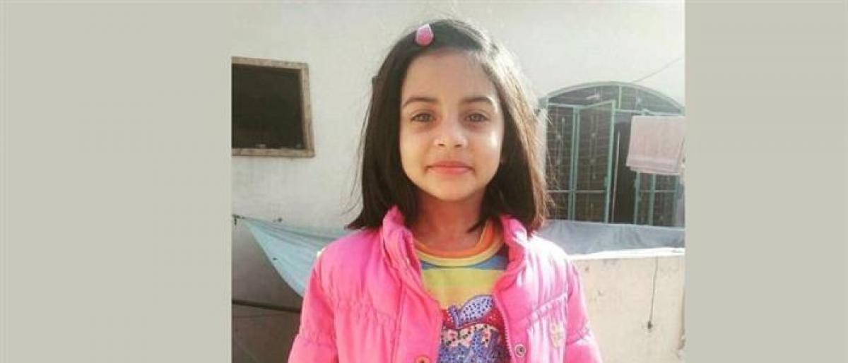 Pakistan hangs 6-year-old Zainabs killer