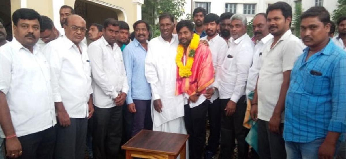 TRS Parigi youth wing gets new president