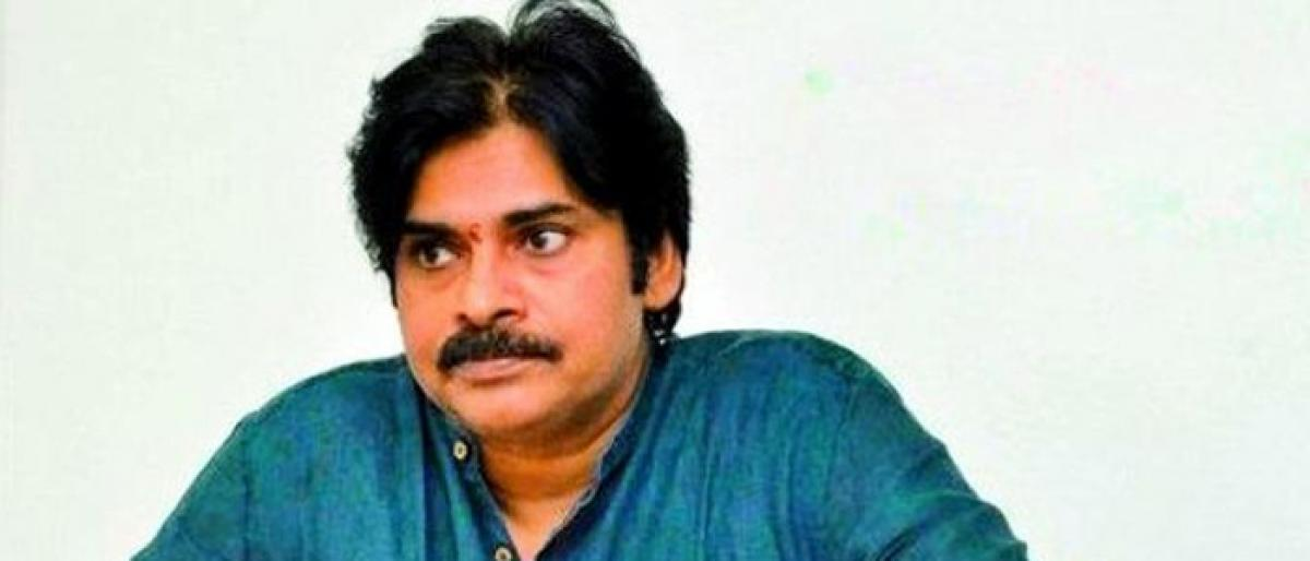 Pawan Appeals People To Dethrone Chandrababu