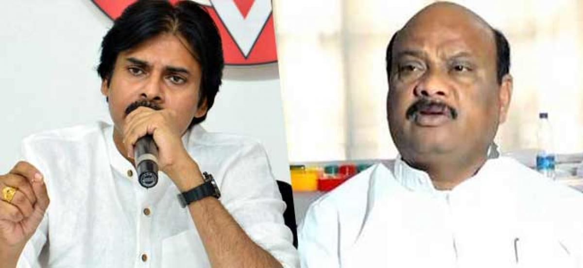 AP Minister Worries On His Victory Without Pawan Support?