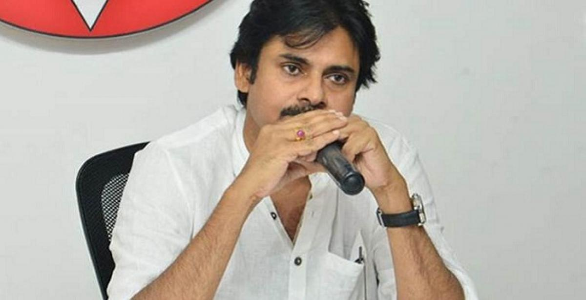 Pawan Kalyan Shifts Focus To Chennai!