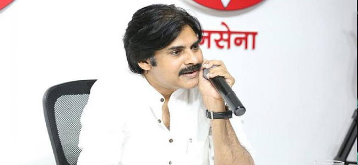 Pawan Kalyans Fact-finding committee to meet on Friday