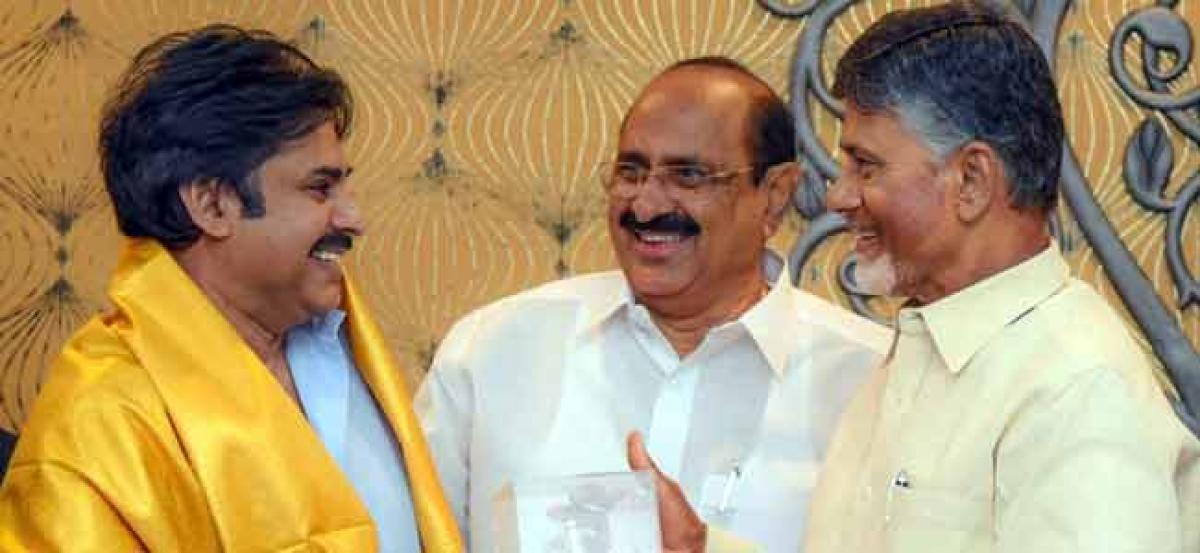 Pawan Kalyan appointed as Jeevan Dhaan brand ambassador